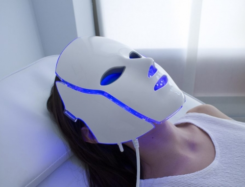 Máscara LED Para que sirve cada color