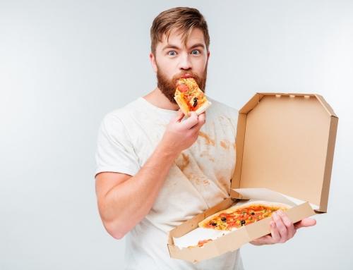 Como perder las ganas de comer mucho